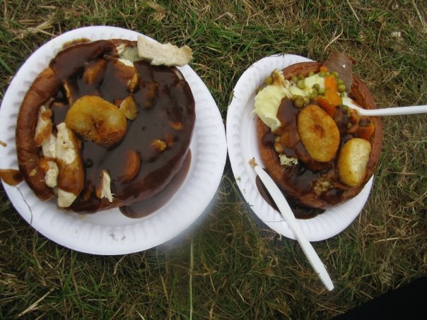 Yorkshire Puddings - The Ultimate Festival food