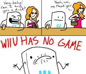 Wii U Has no Game