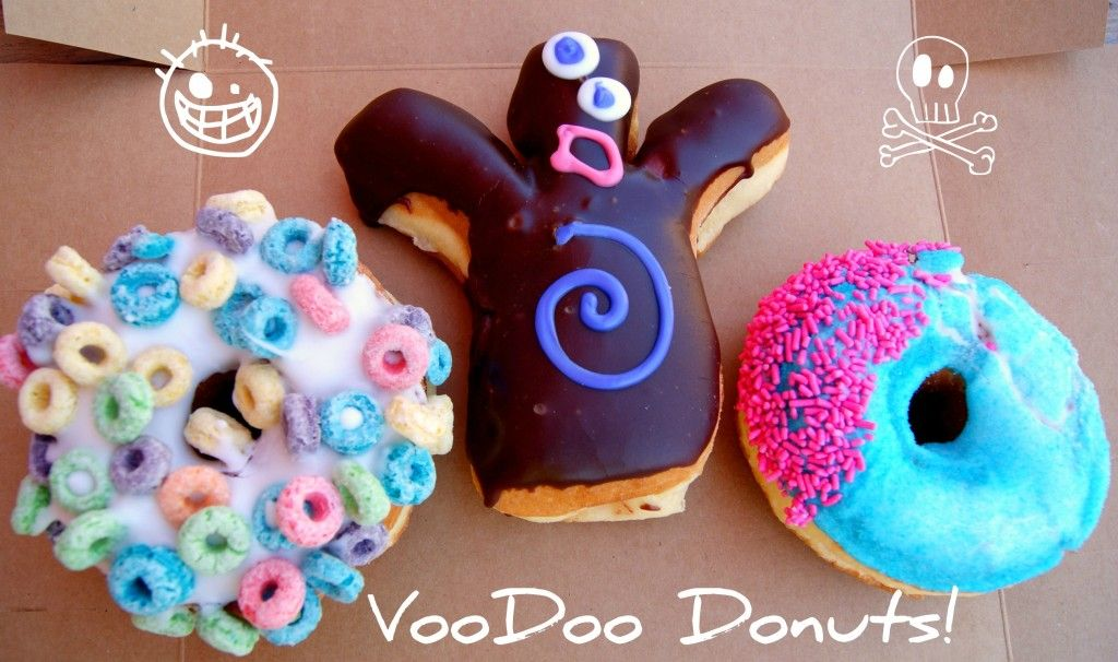 Talking Point: What is your Favourite Type of Donut?